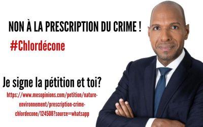 """Les Élu.e.s s'engagent à dire """"NON À LA PRESCRIPTION DU CRIME !"""""""