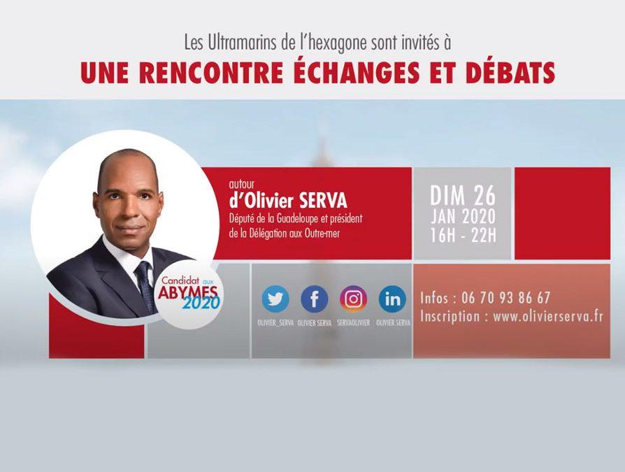 """""""Échanges et Débats"""" avec Olivier SERVA"""